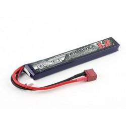 Baterie LiPo 1200mAh 7.4V 15-30C Nano Tech