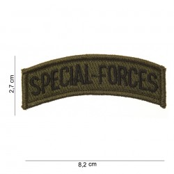 Patch Special Forces Olive