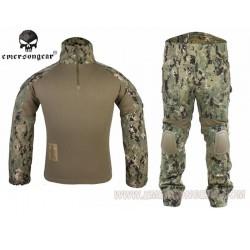 Costum Combat Gen2 AOR2 Emersongear