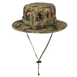 Boonie Hat Digital Woodland Helikon Tex