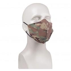 Masca Fata V-Shape PES/EL Multitarn® Miltec