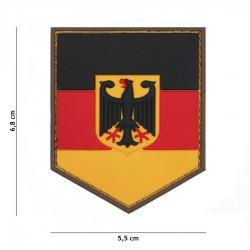 Patch 3D German Shield 101 Inc
