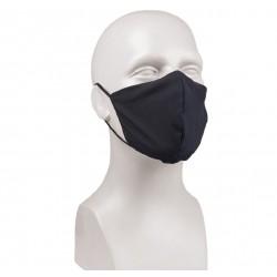 Masca Fata V-Shape PES/EL Neagra Miltec