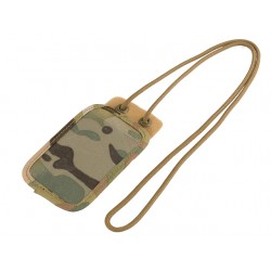 ID Card Holder Multicam 8Fields