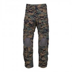 Pantaloni Combat Warrior Digital Woodland 101 Inc