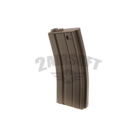 Incarcator Metalic Midcap M4 140 Bile Tan E&C