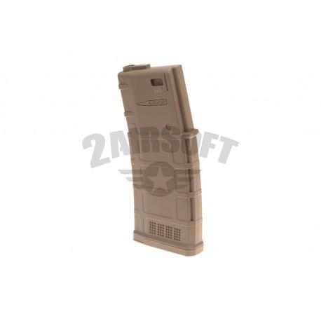 Incarcator Plastic Midcap M4 130 Bile Tan Ares