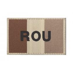 Patch Romania Desert Claw Gear