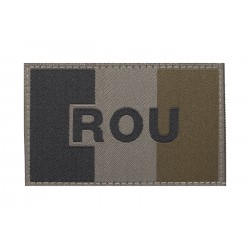 Patch Romania RAL7013 Claw Gear